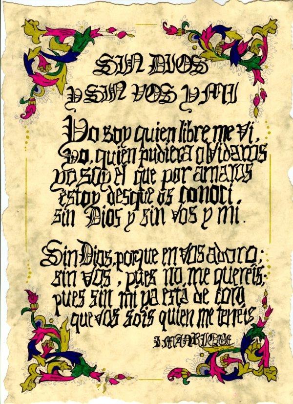 lenguaje medieval: